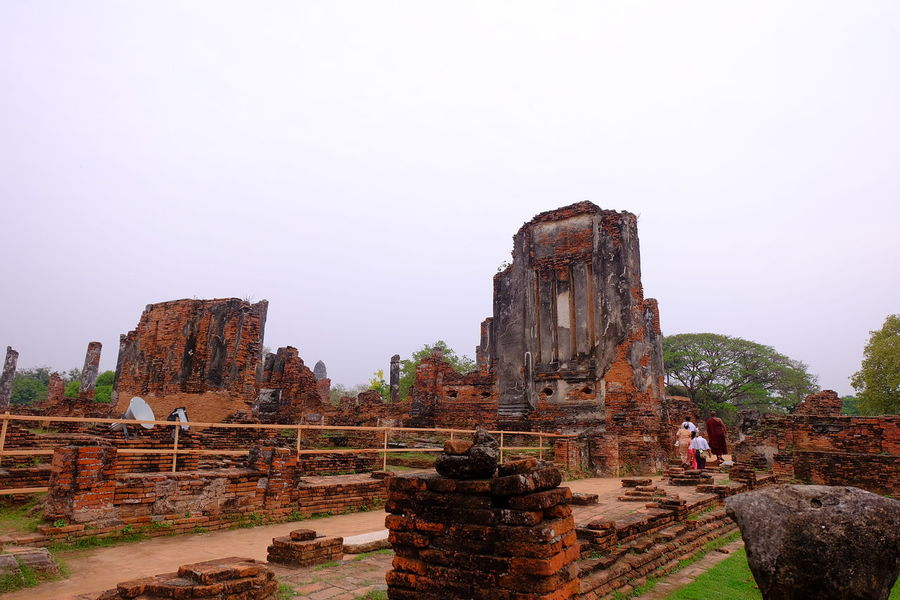 old church of Ayutthaya Thailand Ancient Ancient Remains Archaeological Site Architecture Brick Wall Thai Architecture Ancient Brick Wall Archaeological Site Of Thailand Brick Brick Building Building Historic Site History History Architecture Old Old Architecture Old Buildings Remember