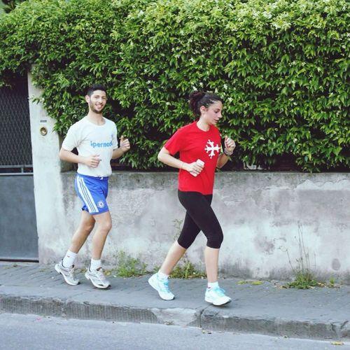 Run Love Corsa Pisa ❤️