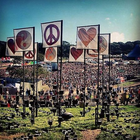 Bestival Festival Flag Isleofwight Love Music Peace Summer