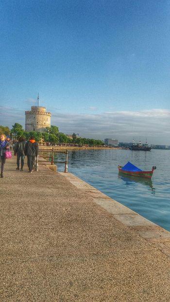Skg Thessaloniki Greece Taking Photos Hanging Out Thessaloniki Greece Nea Paralia Thessalonikis Enjoying Life