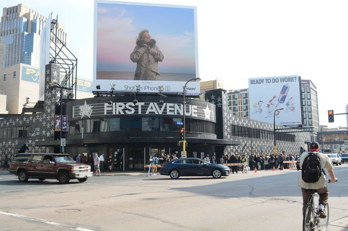 First Avenue Mn