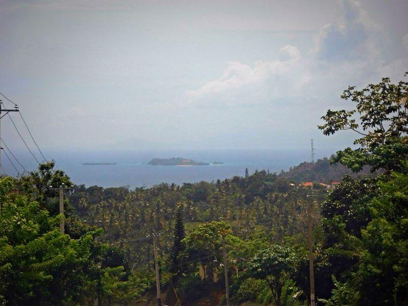 Bacardi  Bacardi Island Beauty In Nature Horizon Over Water Nature Rep.dominicana Samana Sea Seascape Tranquil Scene Vacations View First Eyeem Photo