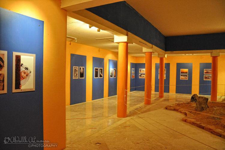 معرض الليوان الفوتغرافي (2)  جناح حائل بالجنادريه