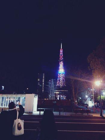 テレビ塔 大通公園