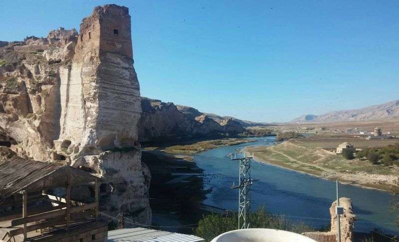 Nature No People Outdoors Day Scenics Beauty In Nature Water Sky Close-up Nature Hasankeyf Batman Hi! Turkey Naturephotography People Holiday Architecture Indoors  Built Structure Horizon Over Water Beauty In Nature Lovely :)