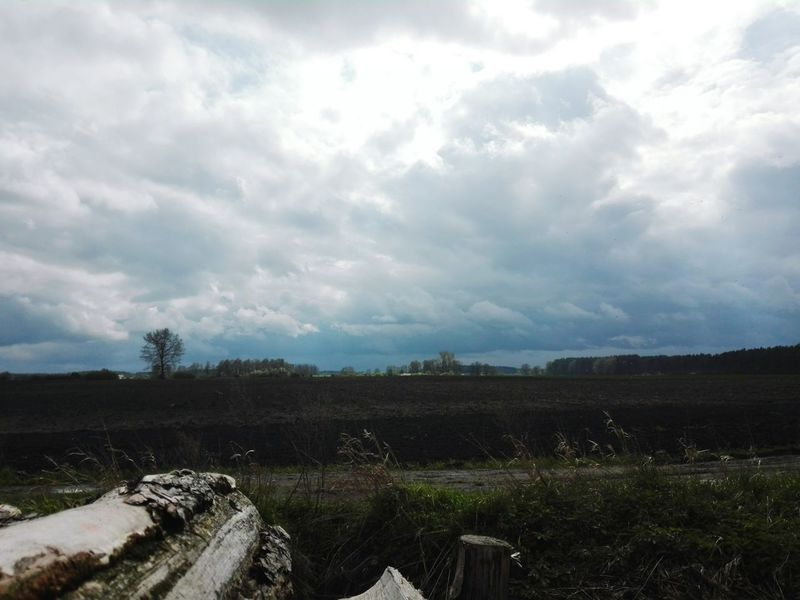 Cloud - Sky Field Farm Nature Landscape No People Beauty In Nature Day Not War✌ Peace ✌ Power In Nature Poland EyeEmNewHere