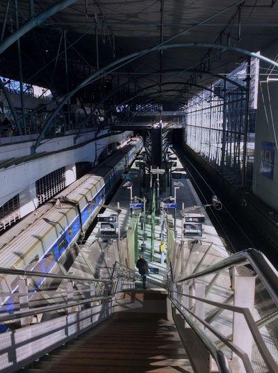 Gare Architecture Lille Photo