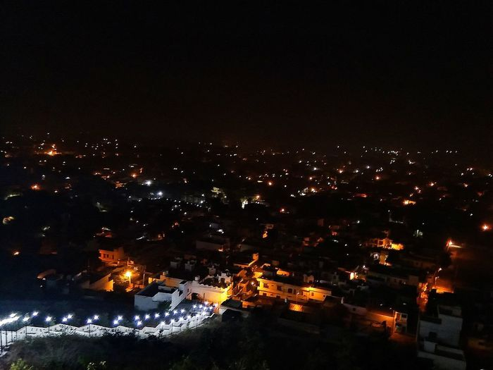 streets light #from Mountain #streetlights #City No People Outdoors