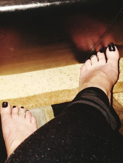 Connecticut Barefoot Wintertime Myfeet Show Me Your Toes!