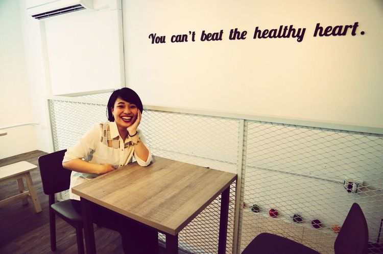 You Can't Beat The Healthy Heart