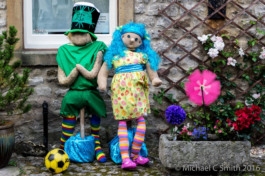 kettlewell scarecrow festival Festival Kettlewell Kettlewell Scarecrow Festival Scarecrow Scarecrow Festival Yorkshire Dales