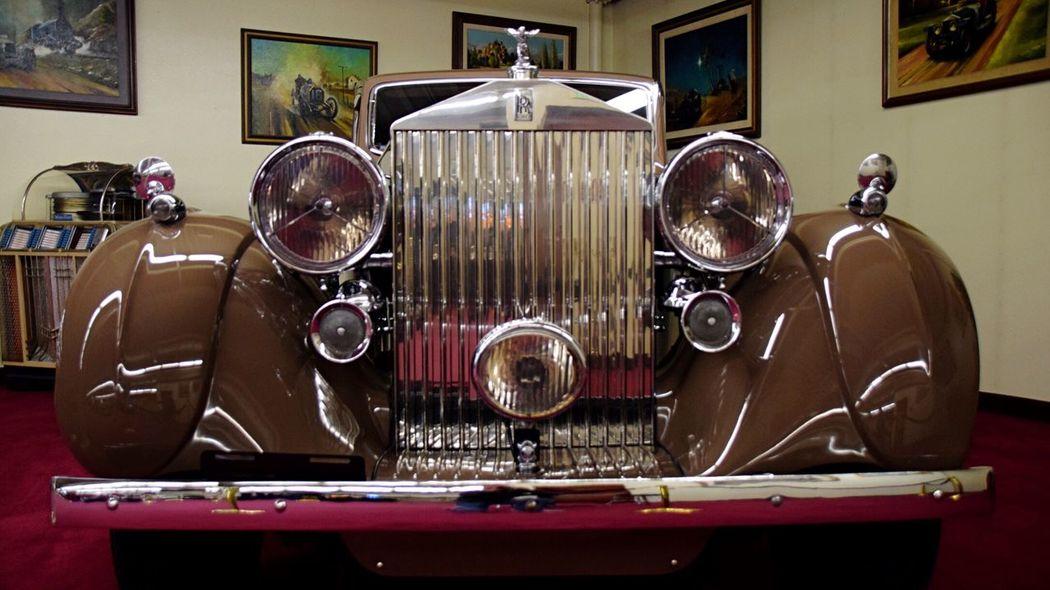 Travel Auto Museum Motors Cars Rolls Royce Vintage Cars