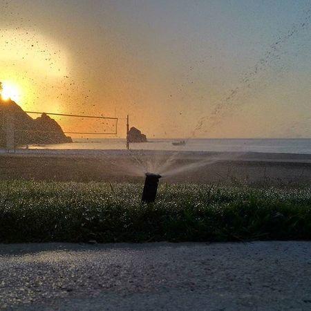Rixos Rixostekirova Rixospremiumtekirovas Kemer Antalya Turkey Goodmorning восход доброеутроrixos доброеутро Море Sea лето Beautiful Beach первыелучи солнце красота брызги Asuspadfones