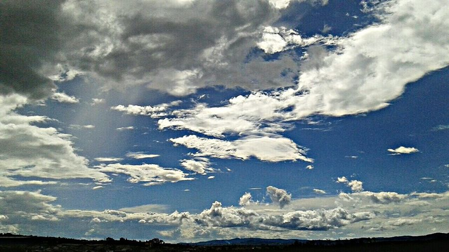 Nuvens ♡ / Foto : Karina Almada.