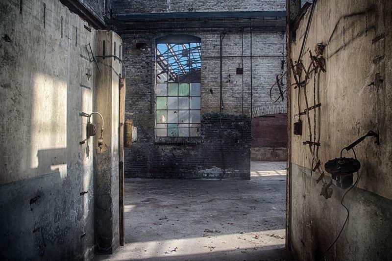 Urbex Hemkade (2) Decay Hemkade Hemweg Light Abandoned Building Exterior Built Structure Shadow Urbex