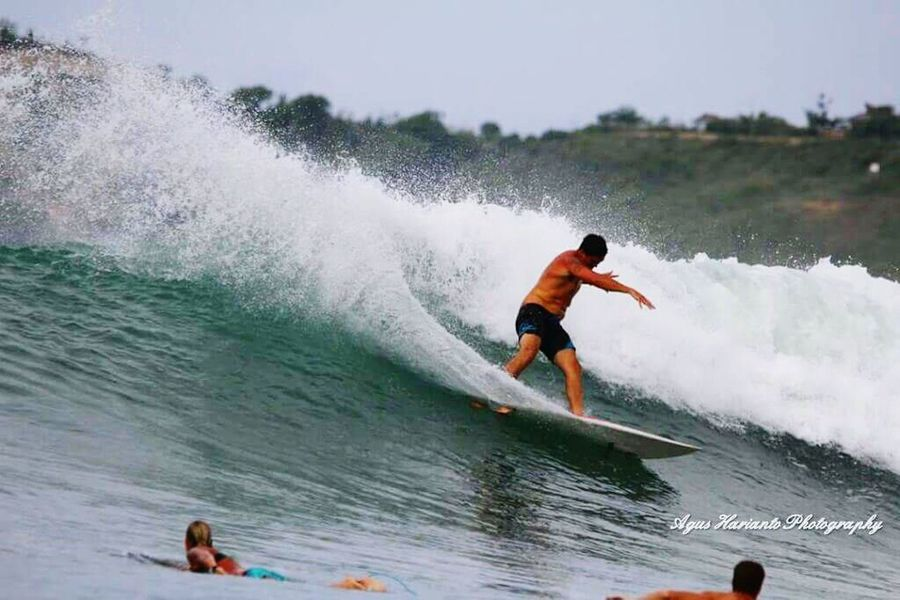 Surf Photography around Lombok.... Adventure Lifestyles Sport Leisure Activity Water Sea Vacations Lombokisland Livingthedream Agushariantophotography Lombokhighlight Learntosurf Surfing contact us