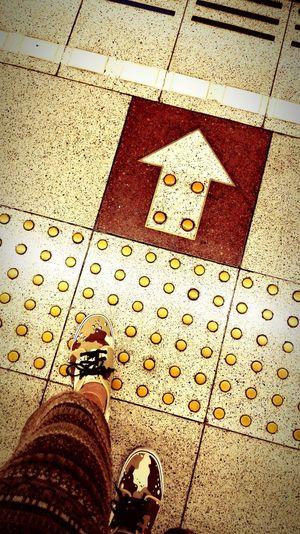 Subway Station Subwayphotography Taking Photos Fukuoka,Japan My Foot 藤崎駅 福岡市