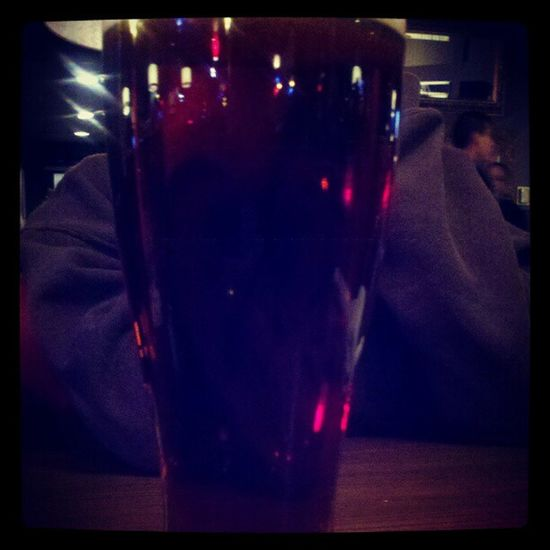 My beer view at T.G.I.F with @shannon210 Samueladams