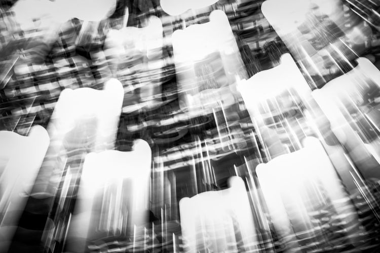 Abstract Photography Abstract Abstract Art Architecture Blurred Background Blurred Motion Building Exterior Built Structure City Long Exposure Low Angle View Motion Night No People Outdoors