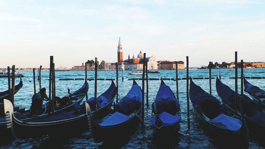 Landscape_Collection Traveling Beautiful Place at Venice, Italy