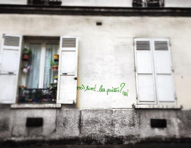 Streetart #street #streetphotography #tagsforlikes #sprayart #urban #urbanart #urbanwalls #wall #wallporn #graffitiigers #stencilart #art #graffiti #instagraffiti #instagood #artwork #mural #graffitiporn #photooftheday #stencil #streetartistry #photograp Paris Aliv Poetry