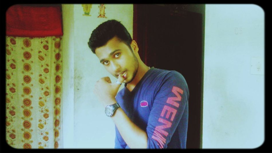 Who am I :-P Thala