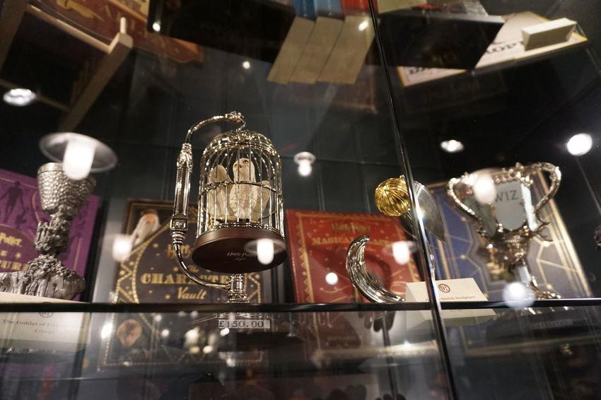 Art And Craft Behindtheglass  Gifts ❤ Harrypotter Harrypottershop Kingscrossstation MOVIE Owl