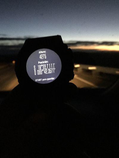 Bolivia Altiplano Sunrise Garmin High Altitude On The Road Driving