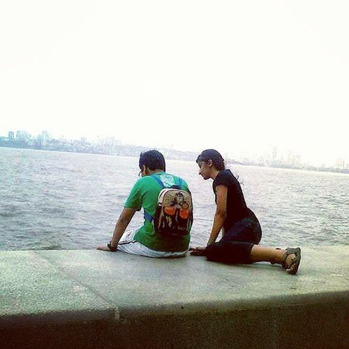Miss u sooo much Di!!!! :') :( Marine_drive Best_sister !!! Nostalgic  Awesome_memories !! one_of_d_best!! wish_she_was_here.. Love u cho much!