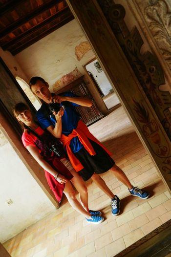 Zdjęcie w lustrze musi być📷👍Zamek Grodno Zagórześląskie Mirror Photo Lustro With Boyfriend Zwiedzamy Poland Dolnyslask
