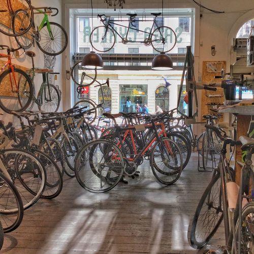 Holiday POV Saga Cykler Bike Shop Bikes Handbuilt Denmark Copenhagen