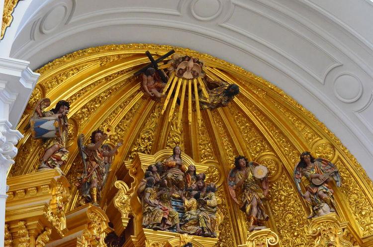 Detalls Santuario de Ntra. Sra. del Rocío