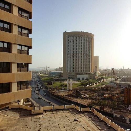 Goodmorning Tripoli Libya صباح_الخير طرابلس ليبيا