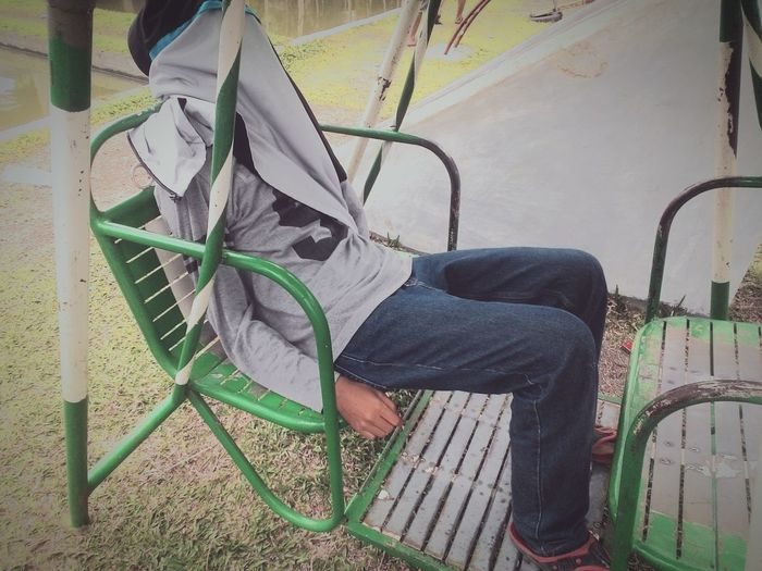 Leisure Time Leisure Activity Candid Sleepy Sleeping Friend Listless Mobile Photography