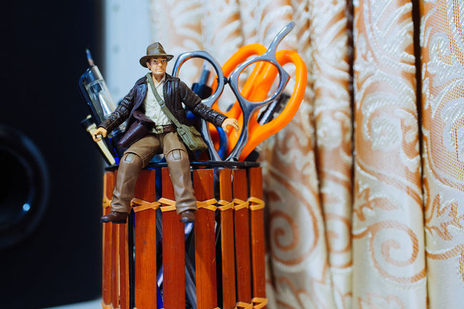 """Dr. Henry """"Indiana"""" Jones, Jr. Toys China Light And Shadow Colorful Enjoying Life Relaxing Hi! Hello World Chinese"""
