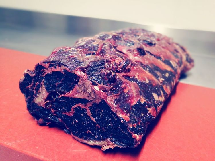 Close-up Dry Aged Beef Dry Aged Ribeye Ribeye Steak Meatlovers Butchery Premium Black Angus Beef Meat! Meat! Meat! Fresh Red Food Dry Aging Beef 3weeksago