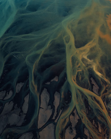 Aerial Shot Beautiful EyeEm Best Shots EyeEm Nature Lover Fine Art Photography Iceland Landscape_Collection Natural Beauty Nature Photography Patterns In Nature Abstract Aerial View Art Beauty In Nature Fine Art Landscape Nature Nature_collection Water Perspectives On Nature