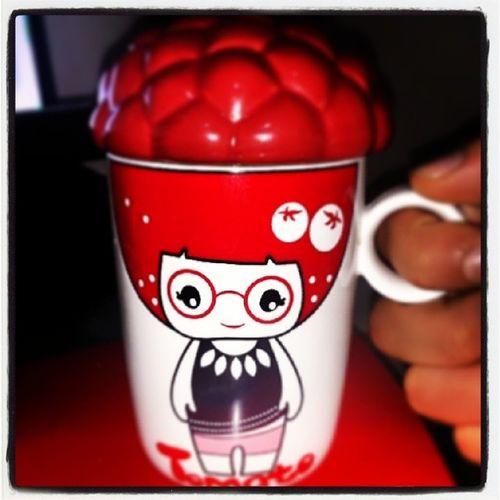 Elifcim sağolsun bi çay istedim bardağına kadar abarttı :))