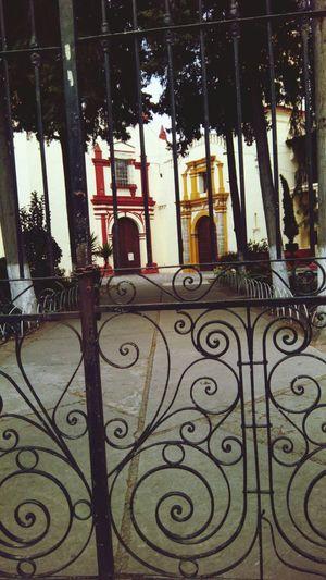 Sono in vacaza a Mexico Tlaxcala Church Churches Religion True Religion