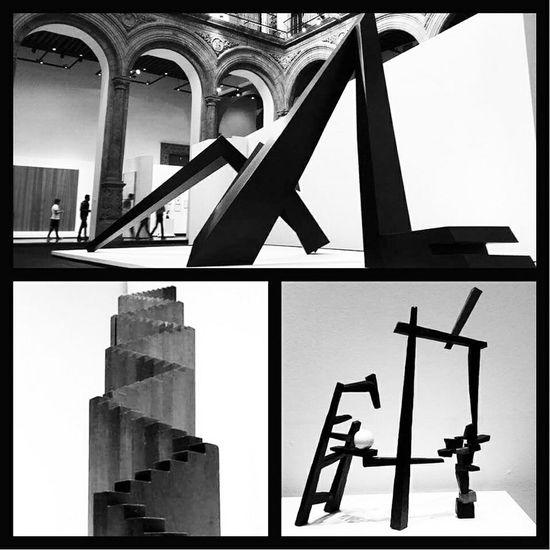 Mathias Goeritz Arquitecture Ciudad De México Calle Madero Df