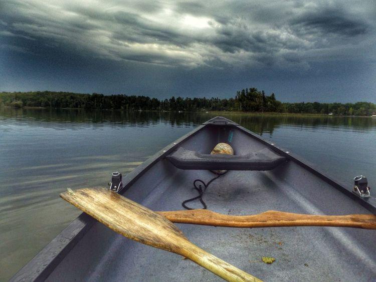 Gone Canoeing Bemidji Canoe Movil Minnesota Peace And Quiet Enjoying Life