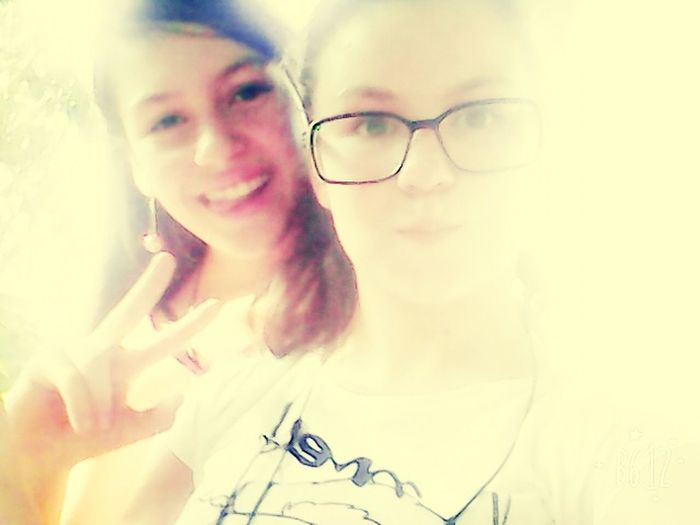 With my friend Iulia Iloveyouiulia