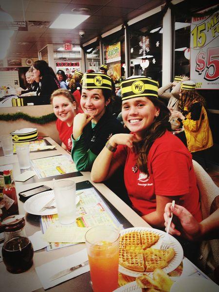 Waffle House RestaurantBreakfast Boone North Carolina
