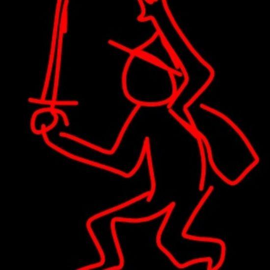 musketeer / Sketch Musketeer Man