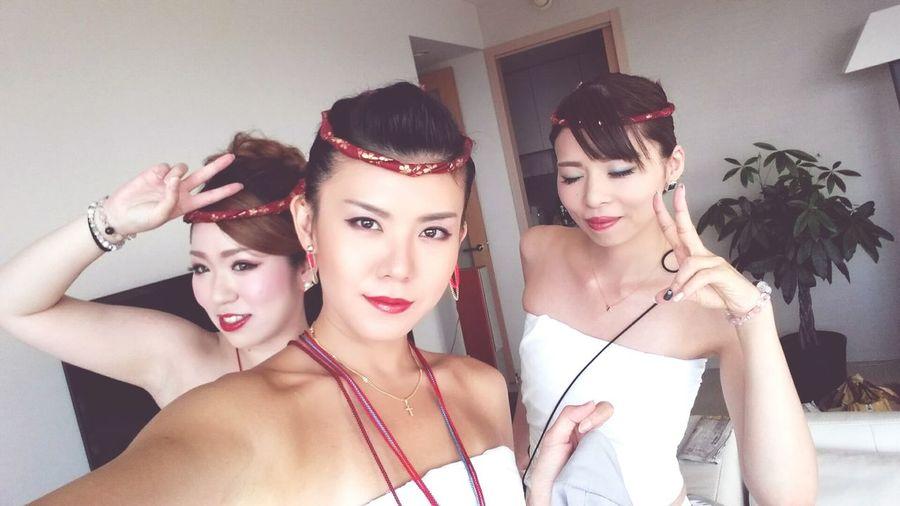 Kumanojinjya 御神輿(Omikoshi) Tokyo,Japan Japanese Style Shinjuku Kabukicho Asian Girl Omaturi 祭り女 Partypeople Colors Of Carnival
