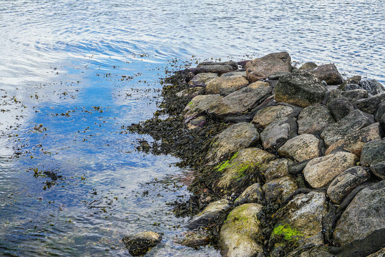 Water Reflections Seaside Stones Water Nature Nature Lover Sea