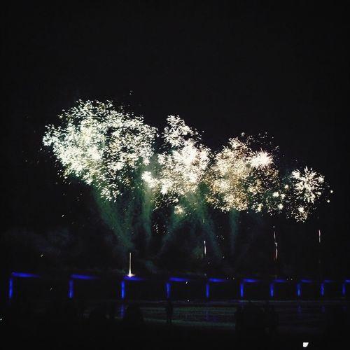 Fireworks New Brighton New Zealand