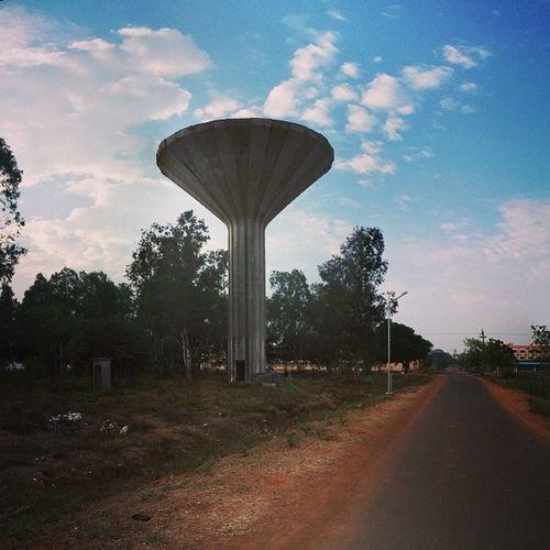 NIT water tank