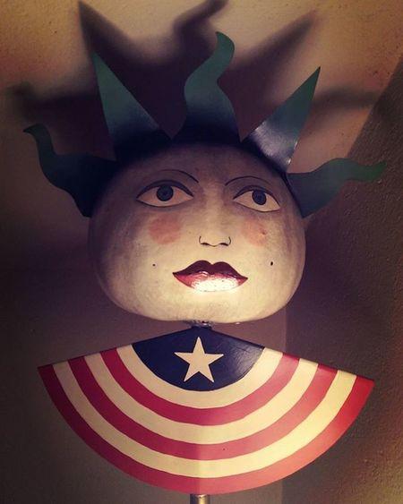 BeFunky Lady Liberty