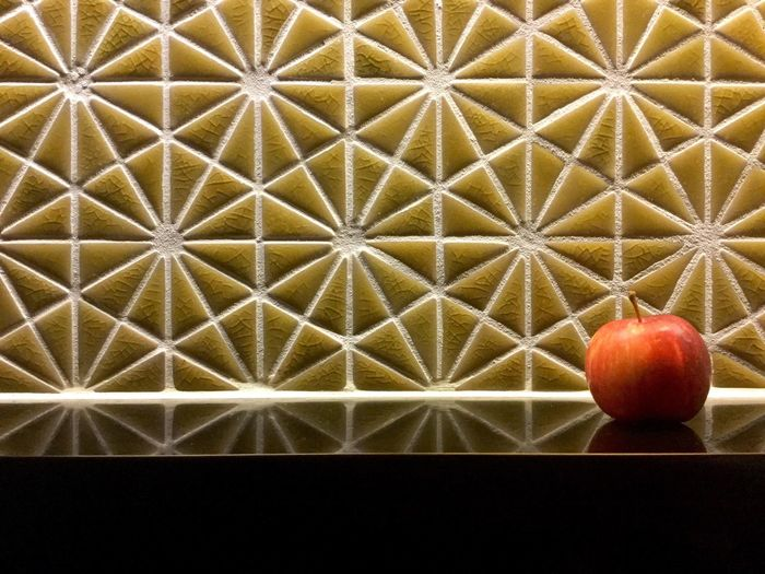 Colors And Patterns Apple Backgrounds Pattern Still Life Single Object Indoors  Geometric Shape